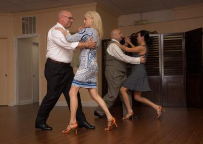 Group Dance Class #4