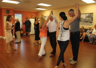 Group Dance Class #1